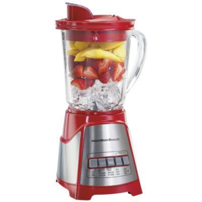 Hamilton Beach® Wave Crusher Glass Jar Blender