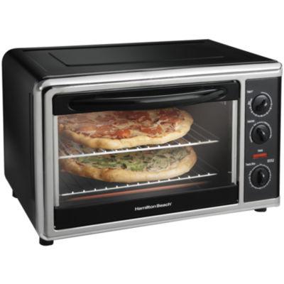 Hamilton Beach® Countertop Oven + Convection and Rotisserie
