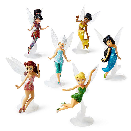 Disney Collection Fairies 6-pc. Figure Set