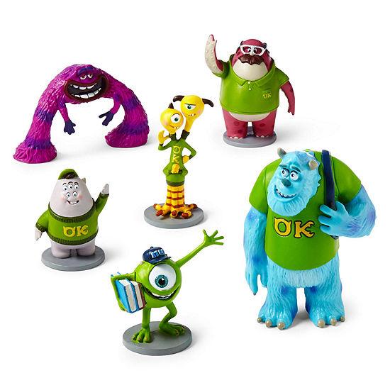 Disney Collection Monsters University 6-pc. Figure Set