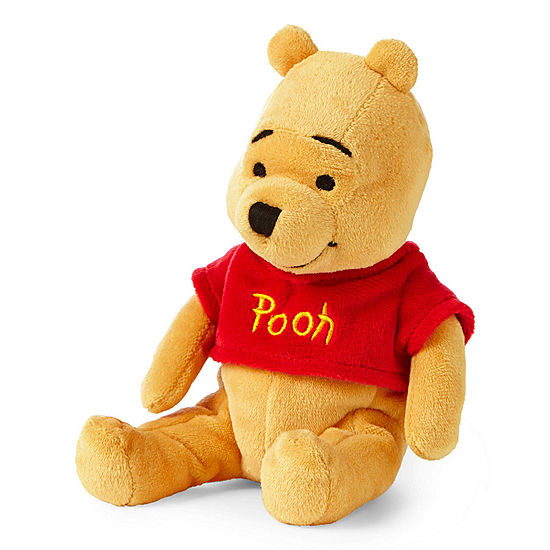 disney collection winnie the pooh mini plush jcpenney