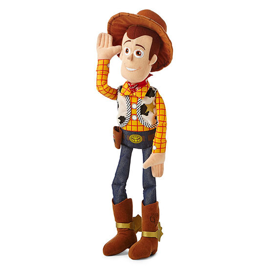 "Disney Collection Woody Medium 16"" Plush"