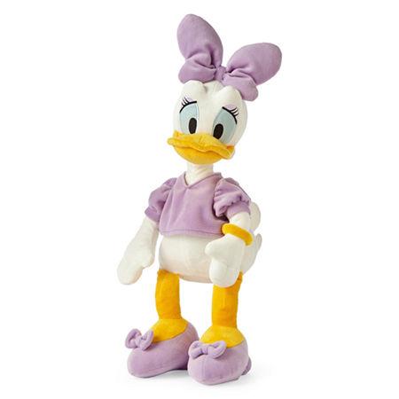 Disney Collection Daisy Duck Medium Plush, One Size , Multiple Colors