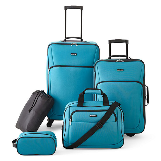 Protocol Hamilton 5-pc. Luggage Set
