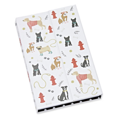 Mixit Puppy Notepad Book