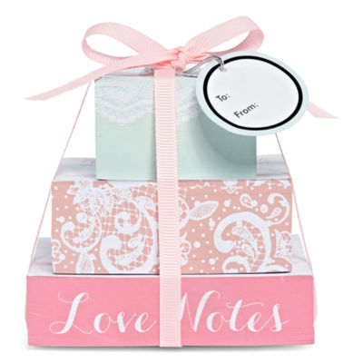 Love Notes 3PC Notepad Set