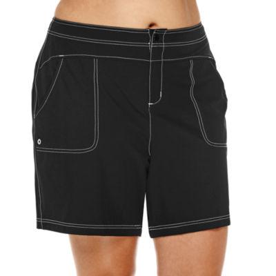 ZeroXposur® Paddle Cargo Shorts - Plus
