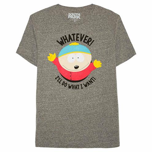 Cartman Whateva Graphic T-Shirt