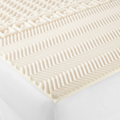 JCPenney Home 7 Zone Memory Foam Topper