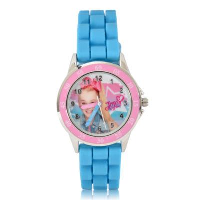 Jojo Holiday 2018 Unisex Blue Strap Watch-Joj9018jc