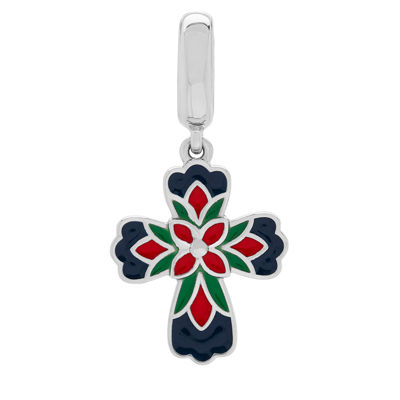 PS Personal Style Sterling Silver Cross Charm
