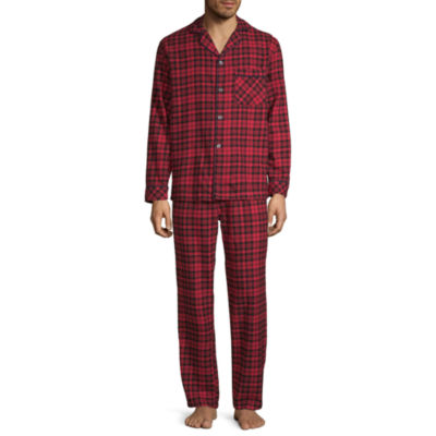 Stafford Flannel Pajama Set