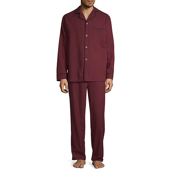 Stafford Flannel Pajama Set