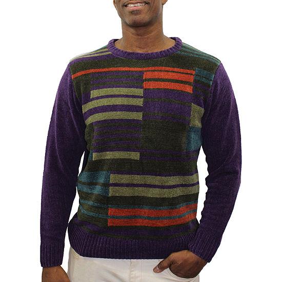 Steve Harvey Long Sleeve Sweater