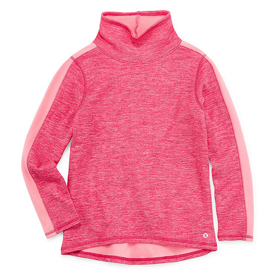 Xersion Girls Long Sleeve Pullover Preschool / Big Kid