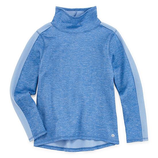 Xersion Girls Long Sleeve Pullover Preschool / Big Kid