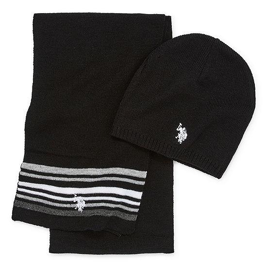 U.S. Polo Assn.® Hat & Scarf Set
