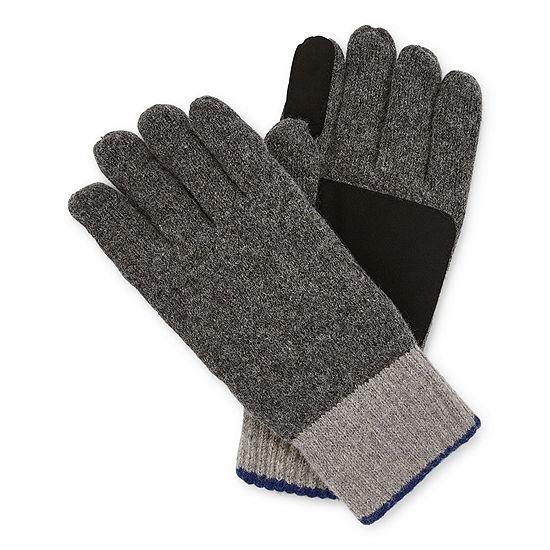 St. John's Bay™ Ragwool Thinsulate Gloves