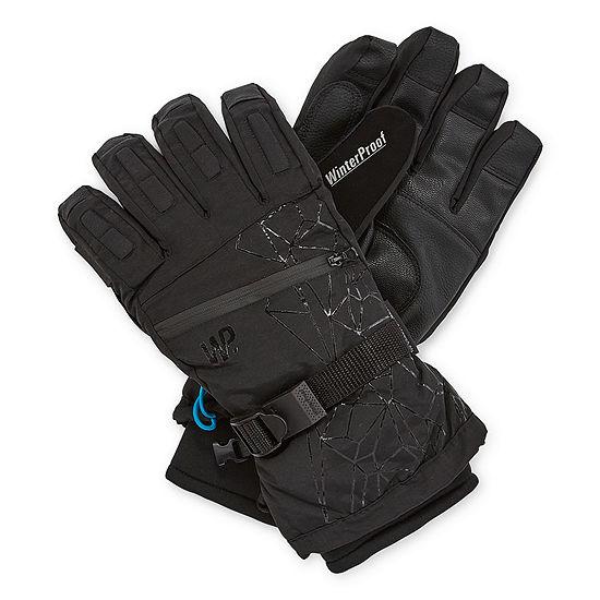 WinterProof® Graphic Touch Ski Gloves