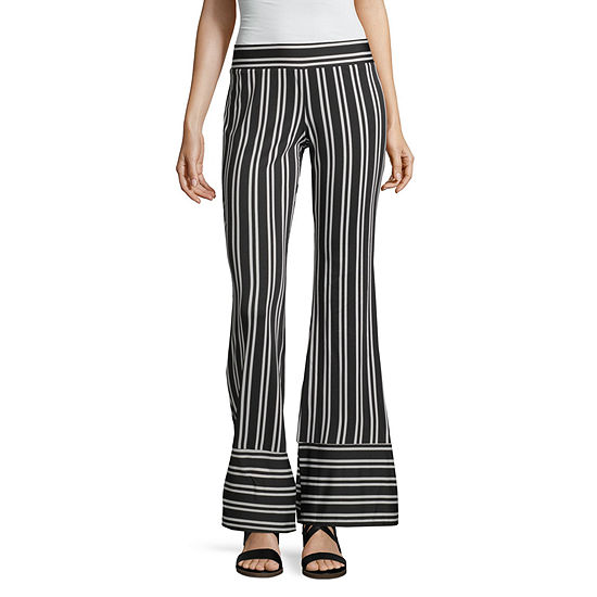 by&by Womens Mid Rise Lounge Pant-Juniors