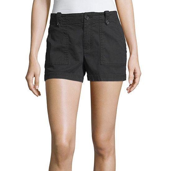 "Arizona Womens 3"" Cargo Short - Juniors"