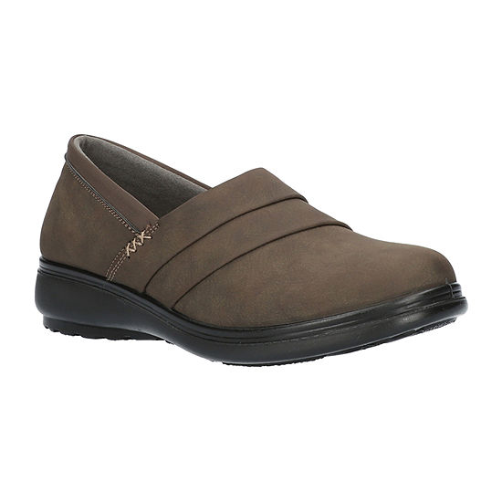 Easy Street Womens Maybell Slip-On Shoe