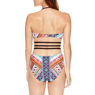 a.n.a Tribal Beat Bandeau One Piece