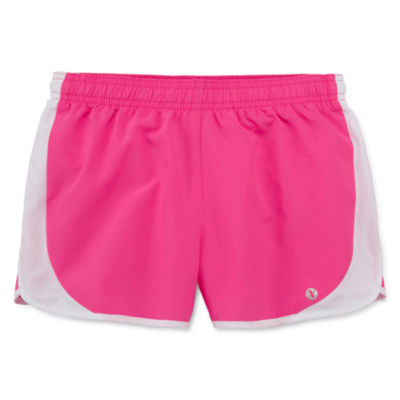 Xersion Solid Running Shorts - Girls' 7-16 and Plus
