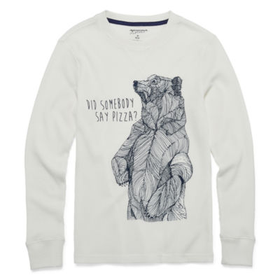 Arizona Long Sleeve Thermal Top - Big Kid