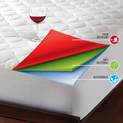 Dream Cloud™ Triple Protection Waterproof Mattress Pad