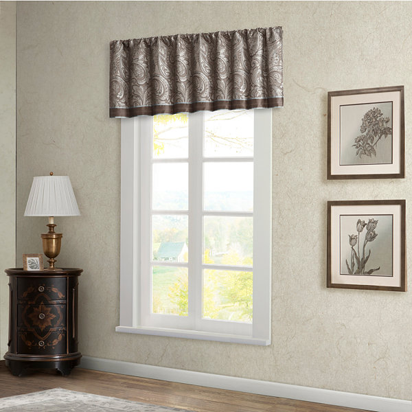 Madison Park Whitman Valance