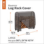 Classic Accessories® Ravenna 8' Log Rack Cover