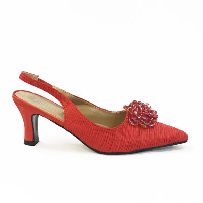 Whittall & Shon Birds Nest Womens Pumps