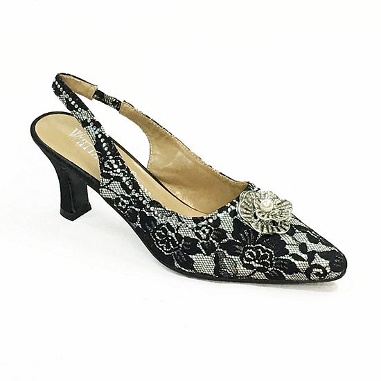Whittall & Shon Womens Victoria Pumps Soft Toe