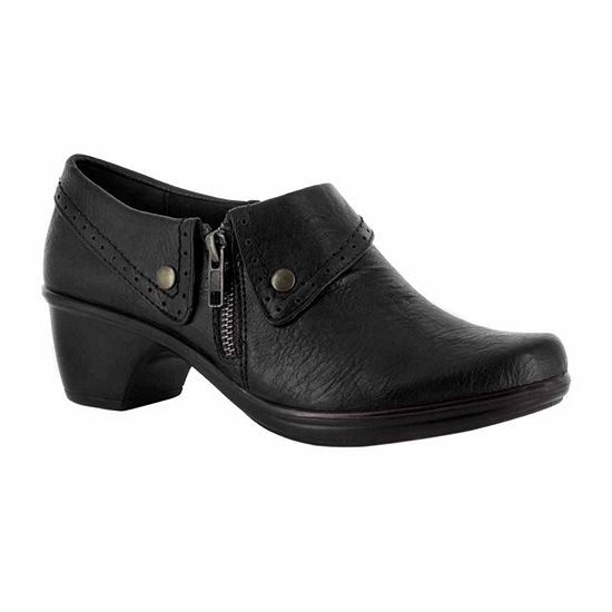 Easy Street Womens Darcy Slip-On Shoe Round Toe