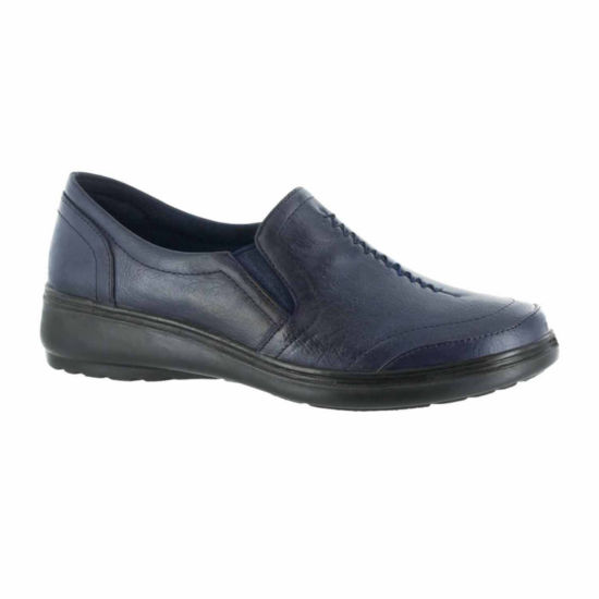Easy Street Womens Ultimate Slip-On Shoes Slip-on Round Toe