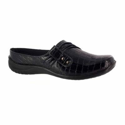Easy Street Holly Womens Slip-On Shoes Slip-on Square Toe