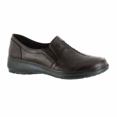 Easy Street Ultimate Womens Slip-On Shoes Slip-on Round Toe