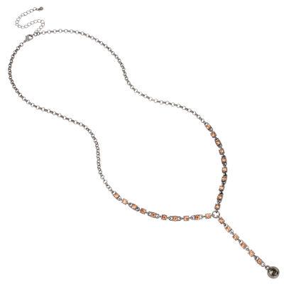 Worthington Womens Y Necklace