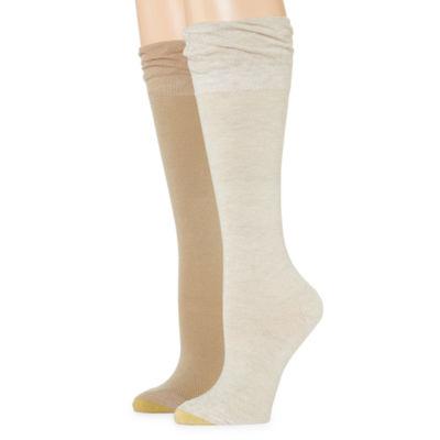 Gold Toe 2 Pair Knee High Socks - Womens
