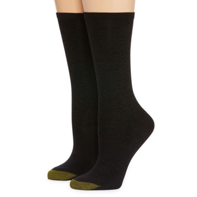 Gold Toe 2 Pair Liner Socks - Womens