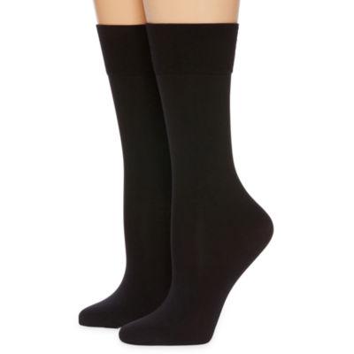 Gold Toe 2 Pair Trouser Socks - Womens