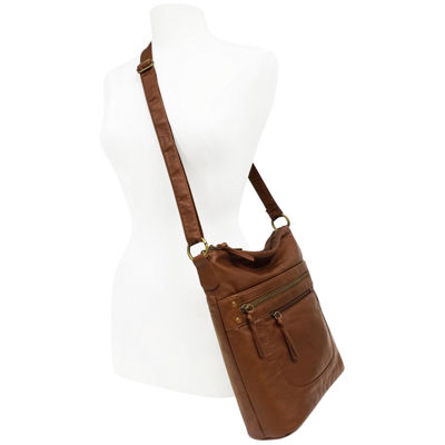 St. John's Bay Zip Crossbody Bag