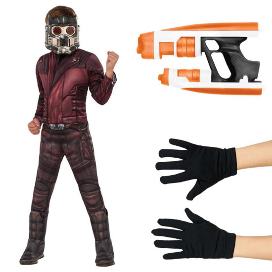Guardians of the Galaxy Vol. 2 - Star-Lord DeluxeChildren's Costume Ki