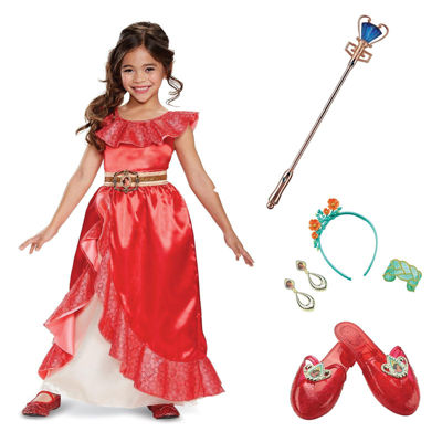 Elena of Avalor - Deluxe Children's Adventure GownKit