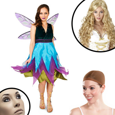 Witching Hour Dragonfly Adult Costume Kit