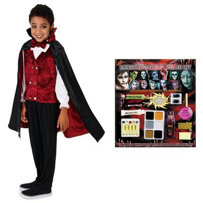 Transylvanian Vampire Child Costume Kit