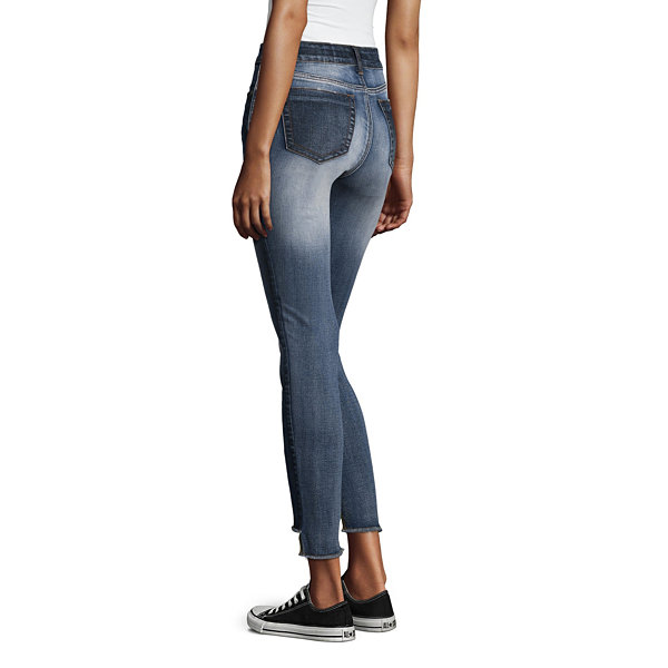 Indigo Rein Skinny Fit Jean-Juniors