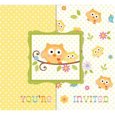 Creative Converting Happi Tree Invitations