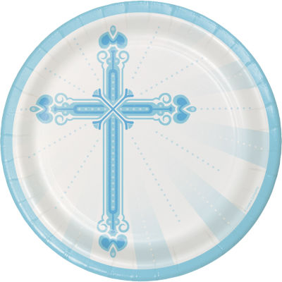Creative Converting Religious Blessings Paper Plates